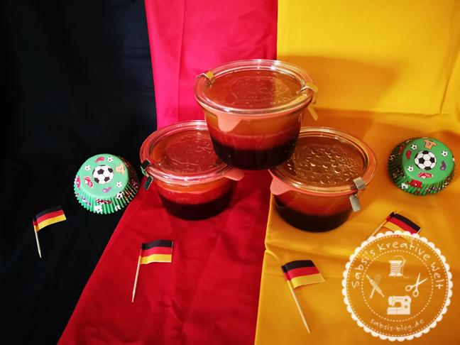 Fußball WM-Marmelade