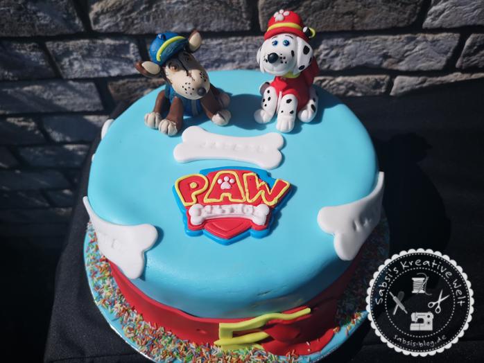 PAW Patrol Geburtstagstorte für Jayden