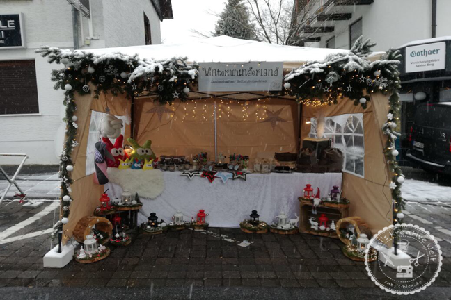 Weihnachtsmarkt in Much