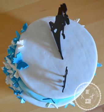 Torte-von-oben